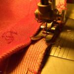 Sewing & several movies.