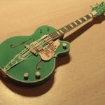 green paperguitar