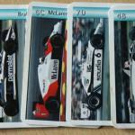 Formel 1 Autokarten