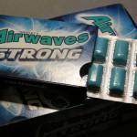 I got: Airwaves STRONG!