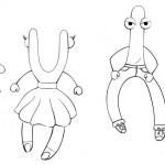 Chromosom. e.