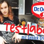 Dr. Oetker Gebäck Creme – Konsumgöttinnen Produkttest.